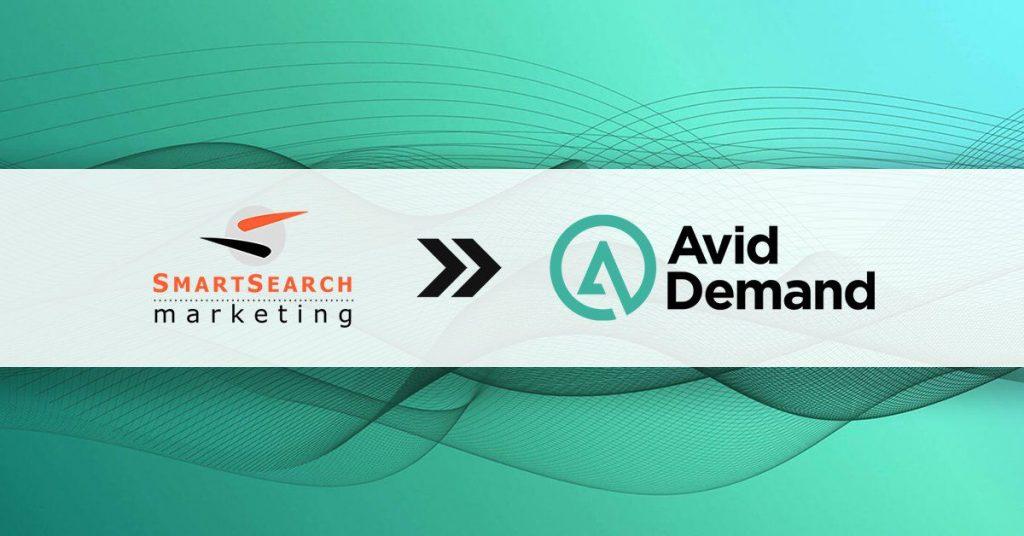 SmartSearch Marketing Rebranded to Avid Demand